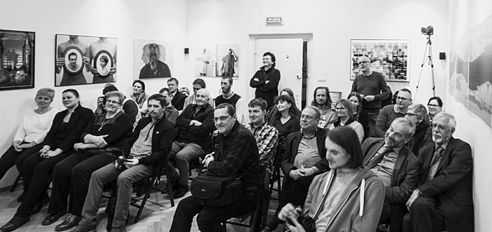 Pokaz multimedialny fotografów z Kalisza, fot. G. Kosmala