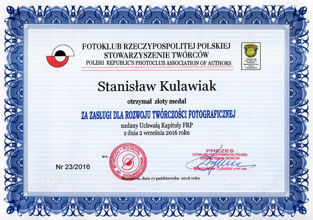 kulawiak_medal_dyplom